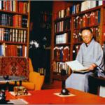 語学の天才井筒俊彦の本棚