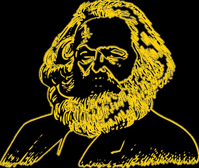 マルクスひげ