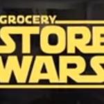 grocery store wars野菜版スターウォーズ